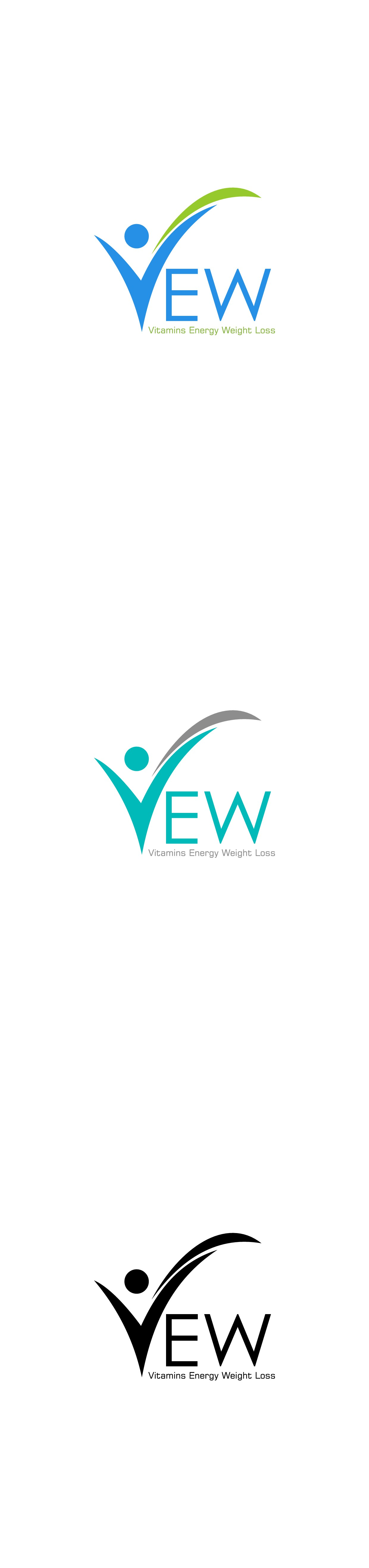 Health and weight loss new company logo