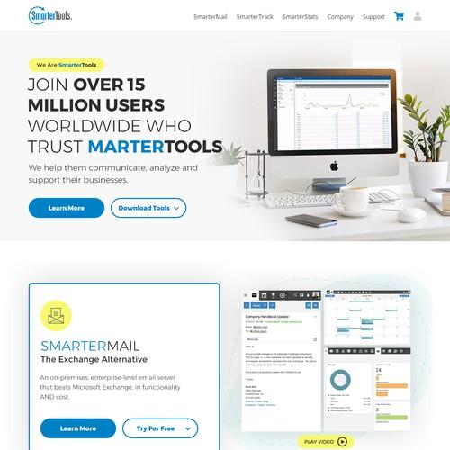 Website for Smartertools