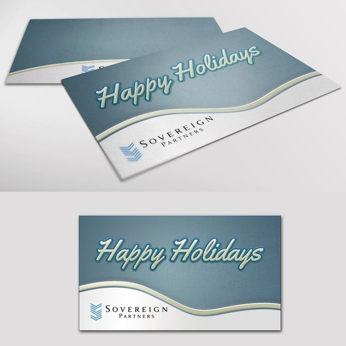 Holiday card design needed
