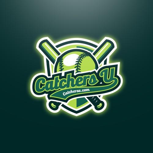 Sport style logo for Catchers U
