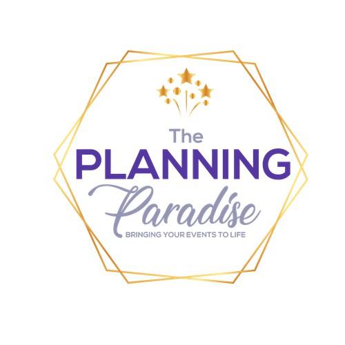 Modern logo for Event Planning Paradise