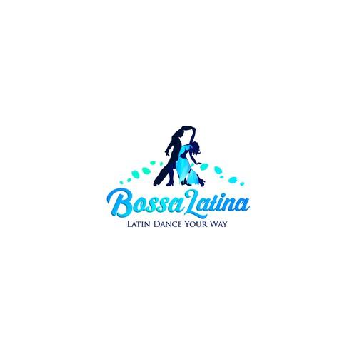 Logo bossa latina