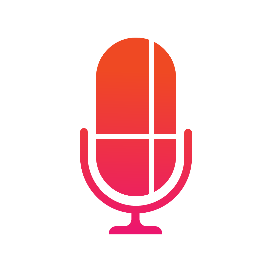 An Arabic Podcast Logo Challenge