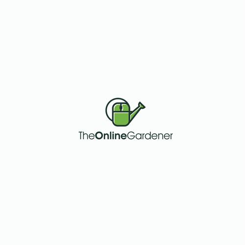 Online Gardener logo