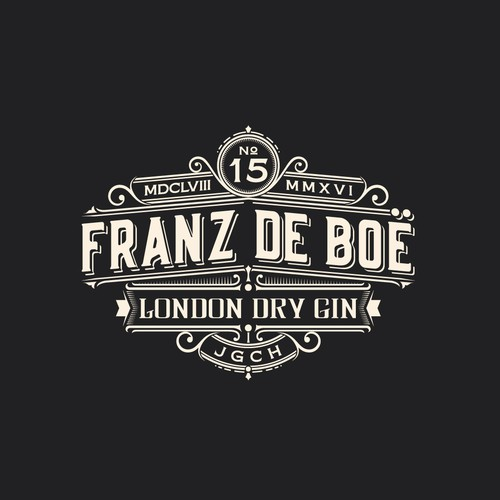 Logo design for Franz De Boe