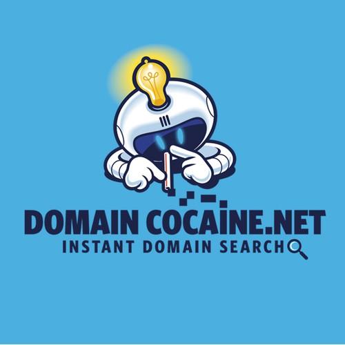 """Instant Domain Search, """"Domaine Cocaine.net"""""""
