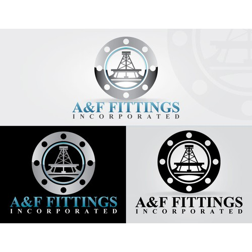 LOGO Design for Oil Fittings Company needed!!