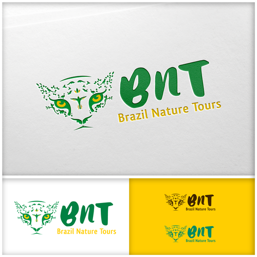 Logo for Brazil Nature Tour