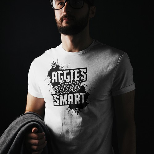 College Customized T-shirt