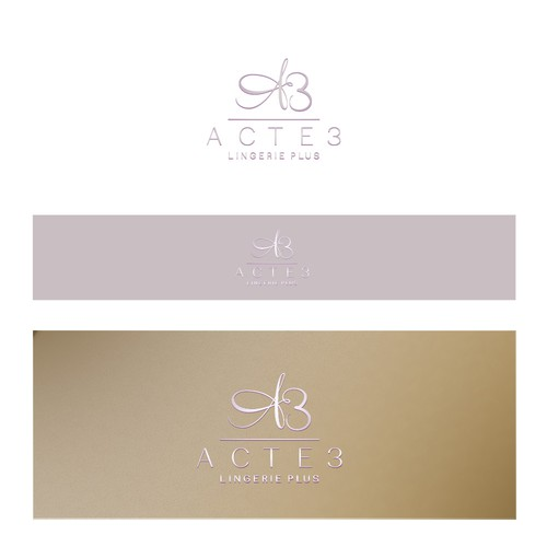 Logo design for a lingerie boutique