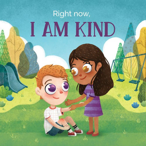 Right Now I am Kind Book Cover
