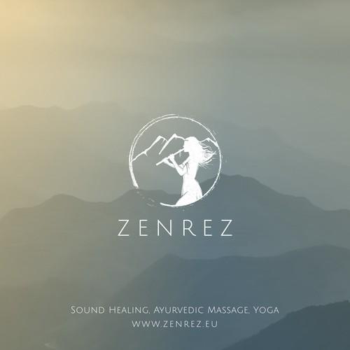Logo Design for Sound Healer