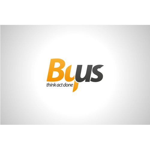Logo concept Byus