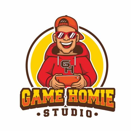 logo game design