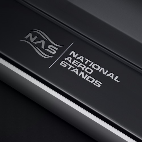 Logo Concept for National Aero Stands