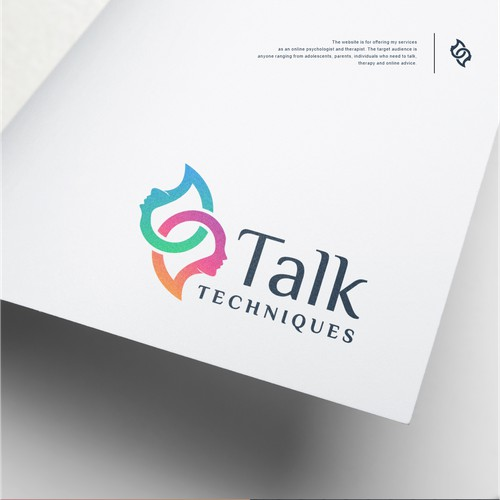 Design Logo & BIP for Talk Techniques