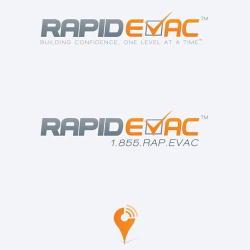 Create the next BOLD logo for Rapid Evac