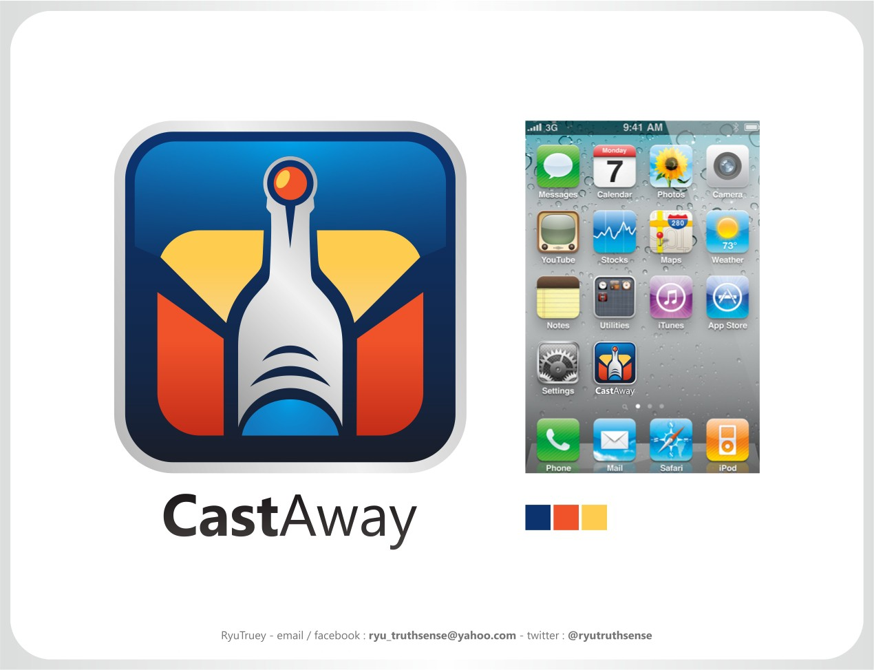 Application Icon for CastAway