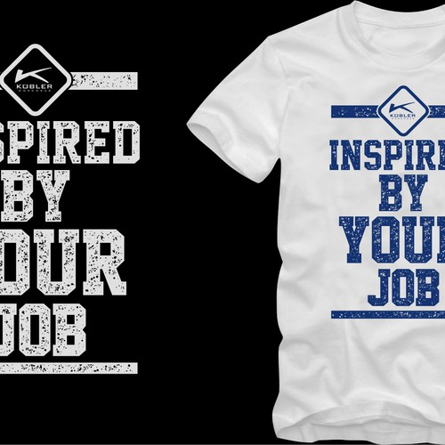 INSPIRED BY YOUR JOB