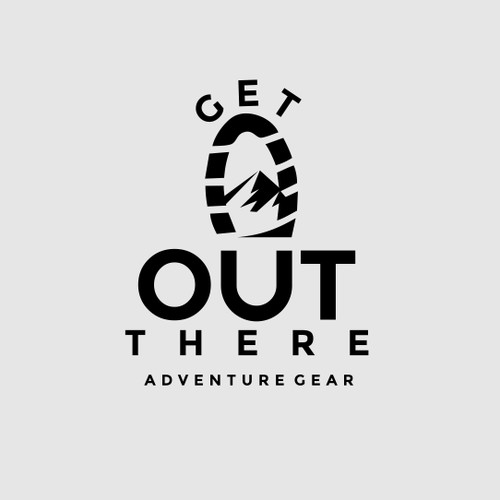Logo for GET OUT THERE