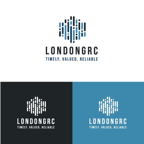 Logo Concept for a Cyber Security Company