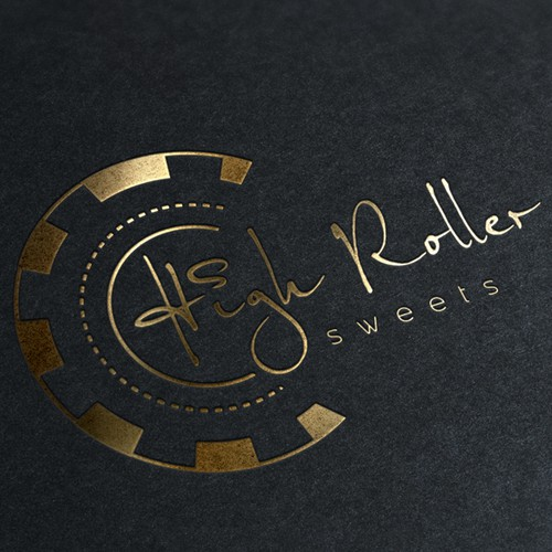 Help High Roller Sweets with a new logo