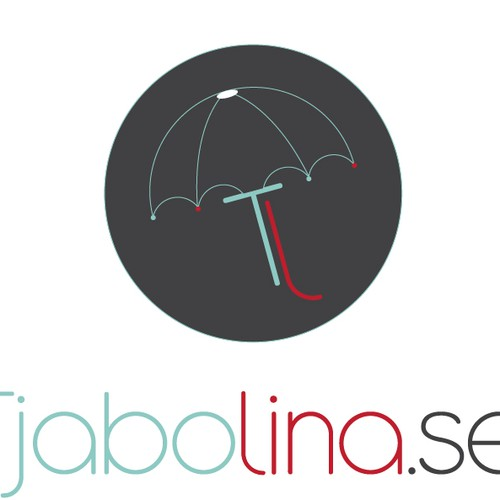 Create a unique company logo for Tjabolina.se, baby and children's clothes.