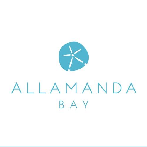Allamanda Bay logo