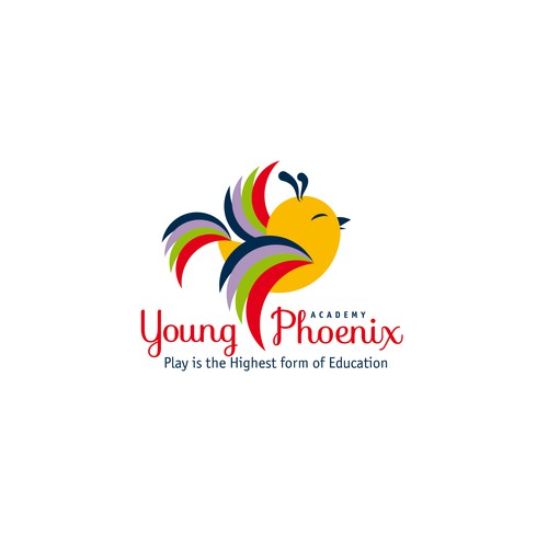 Logo for Young Phoenix Academy