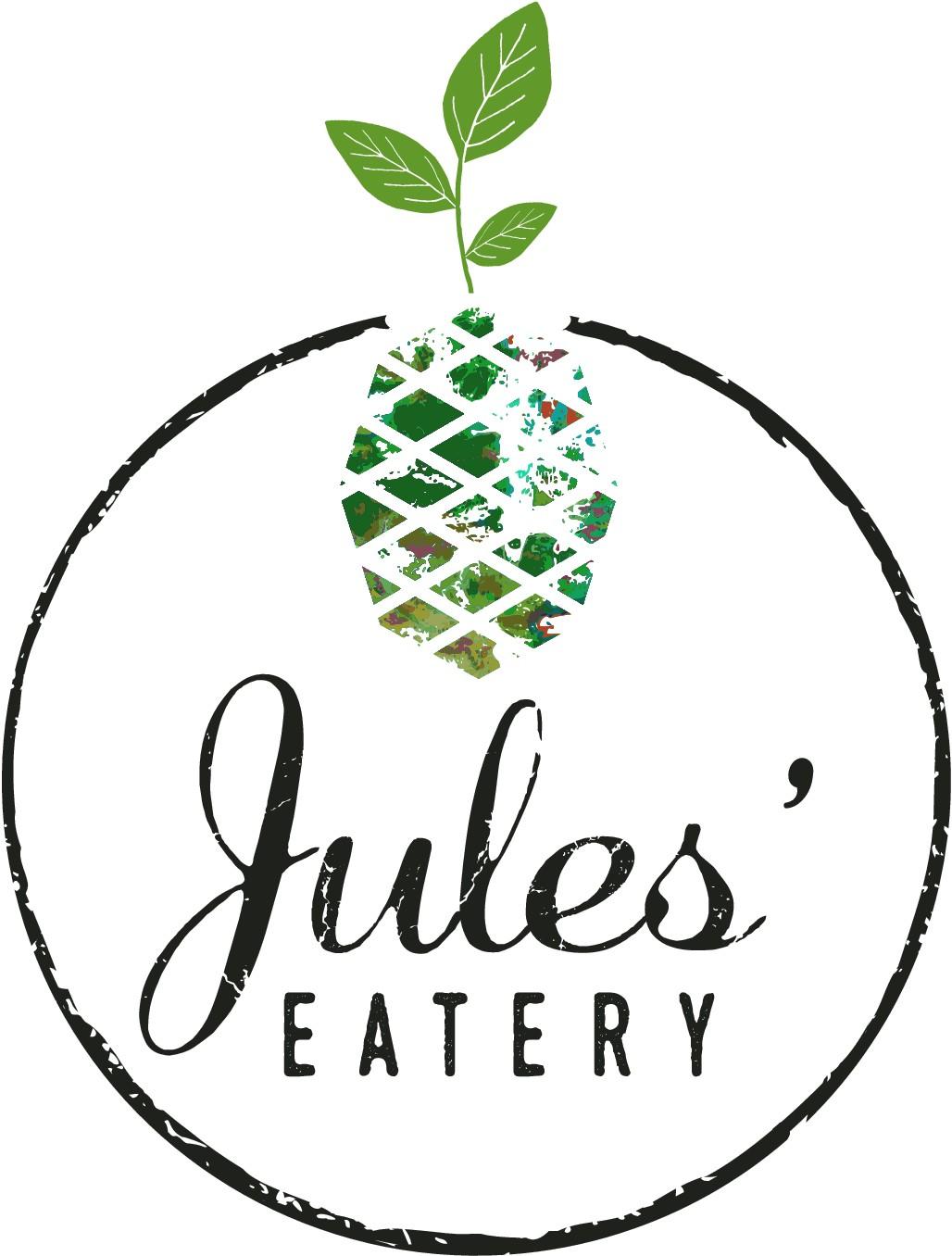 """Mein Herzensprojekt  """"Jules' Eatery"""" braucht ein aussagekräftiges Logo! Gib alles!"""