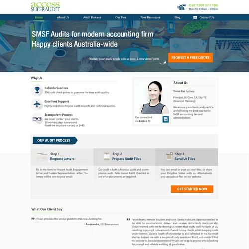 Website Redesign - looking for creativedesigners who understandconversation