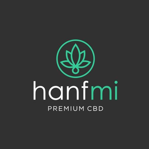 """hanfmi """"premium CBD"""""""