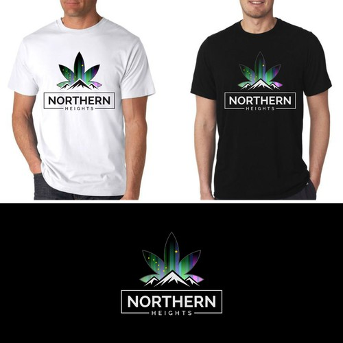logo concept for NOTHERN HEIGHTS