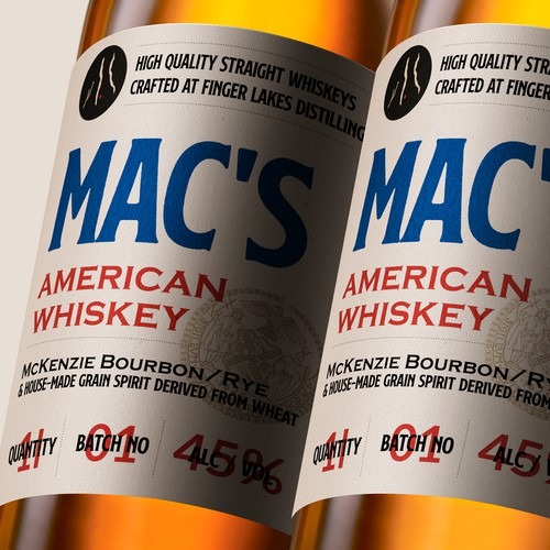 Mac's American Whiskey
