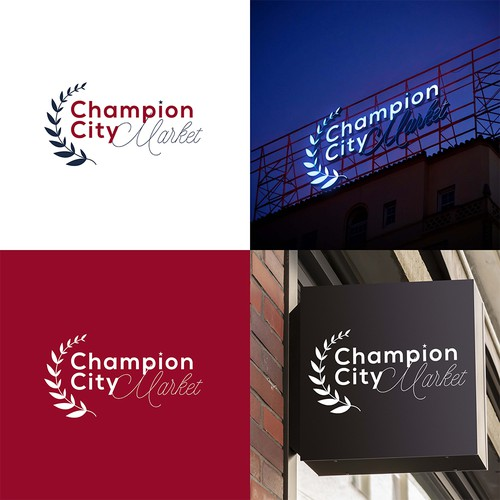 Champion city market
