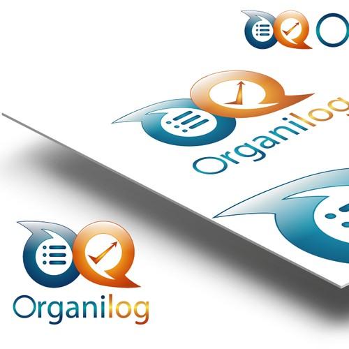 Logo pour web application de suivi d'intervention + mobile application