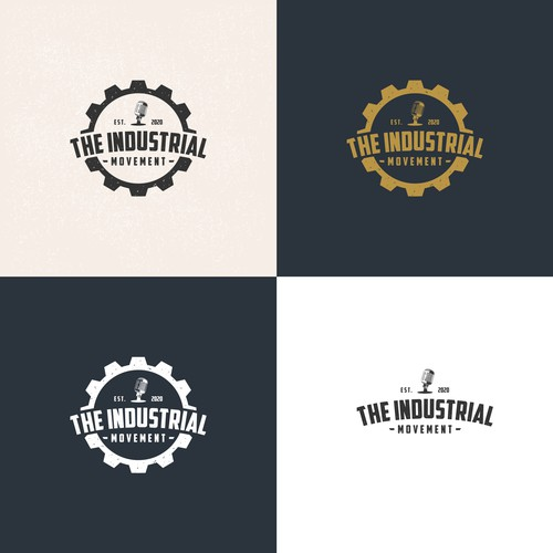 The Industrial Movement