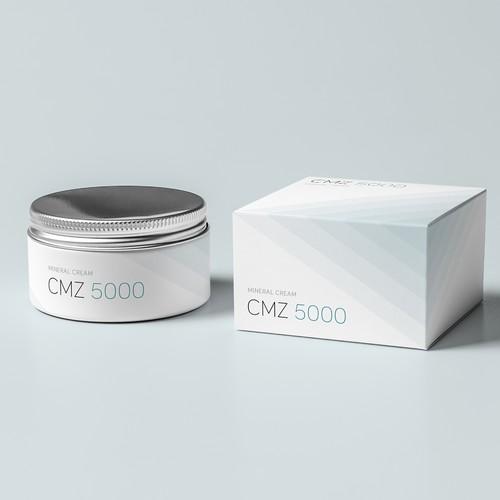 CMZ 5000 Mineral cream