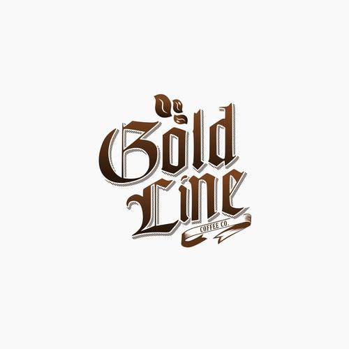 Gold Line's Logo.