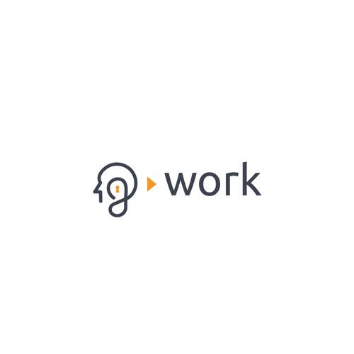Logo for G work