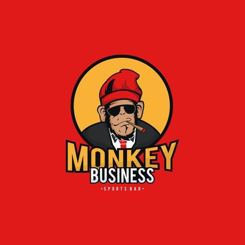 Monkey Busniess Sport bar