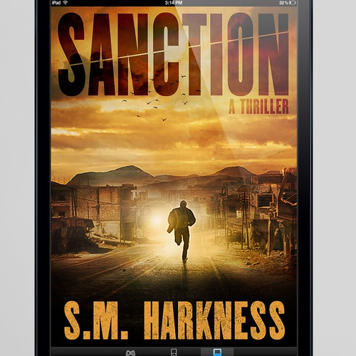 Sanction Ebook cover