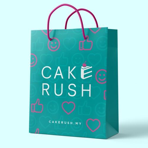 Cake bag concept