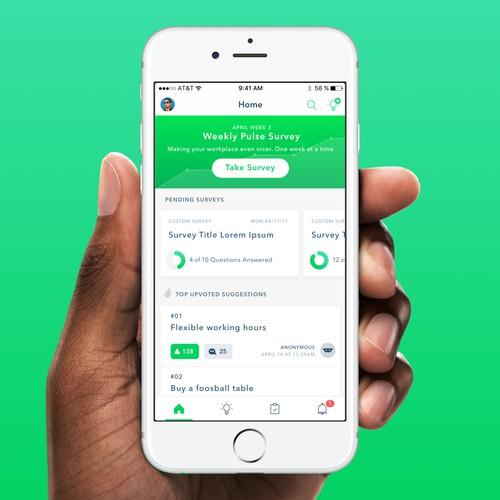 iOS Survey App