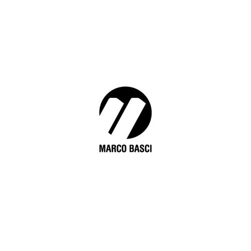 Logo for musician