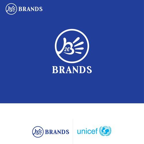 Create a stylish logo for a disruptive social company