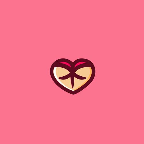 Logo concept for adult website