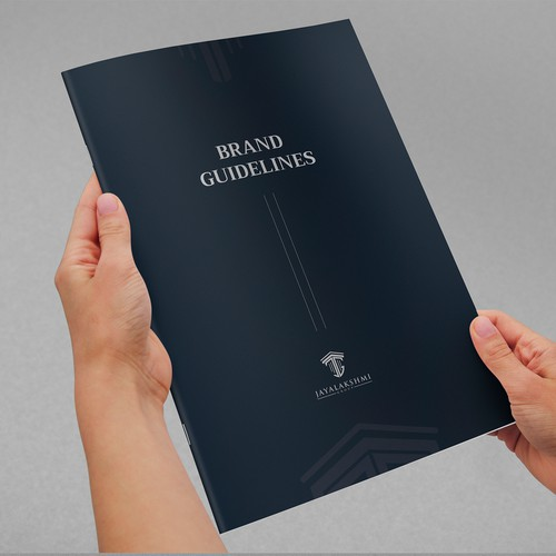 Brand Guide for Capital Investment Brand