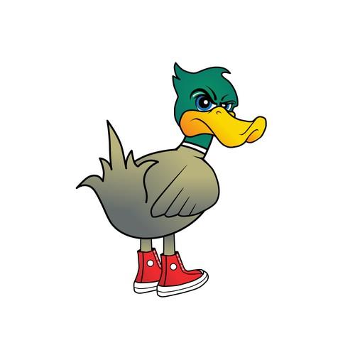 Duck Yeah! Character