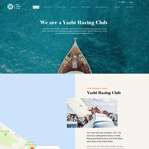 Yacht Racing Club